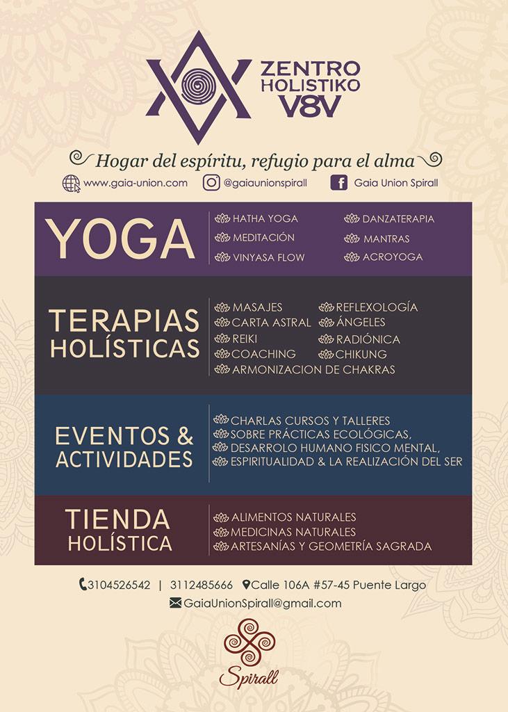 Clases de Yoga para todods los niveles, Diferentes Estilos & Diferentes Terapias AlterNativas