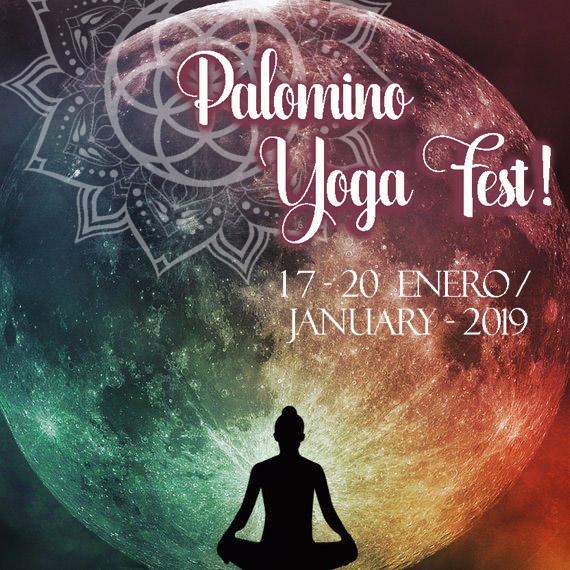 ¡Palomino Yoga Fest!